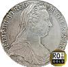 Maria Theresien Taler - Ankaufspreis